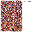 Design-Filzkugel-Teppich Lotte 120x170 cm