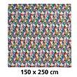 Tischdecke Cubes L:150cm