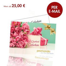 Geschenkgutschein zum Ausdrucken (Versand per E-Mail)