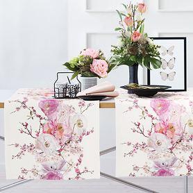 Tischläufer Spring Blossoms