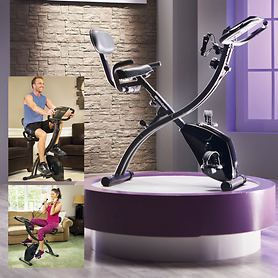 3-in-1 Heimtrainer Slim Cycle