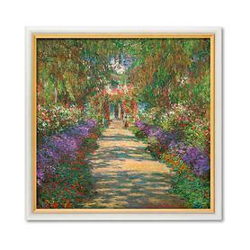 Image of Bild Garten in Giverny