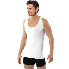 Trägerunterhemd Slim weiß Gr. M