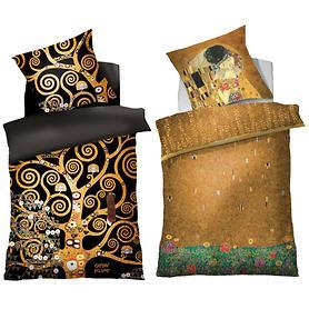 Bettwäsche von Gustav Klimt
