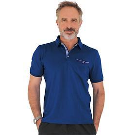 Polo-Shirt Dirk navy Gr. M