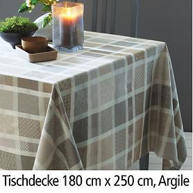 Tischwäsche Mille Ladies Argile