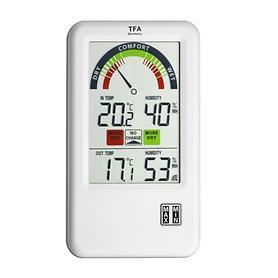 Funk-Thermo-Hygrometer inkl. Zusatzsensor