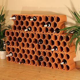 Wohnen > Wein > Weinregale Stein | Promondo