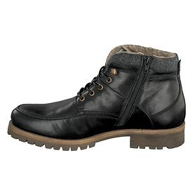 Boots Tobiac schwarz Gr. 43