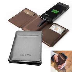 Portemonnaie mit Ladefunktion Smart Wallet