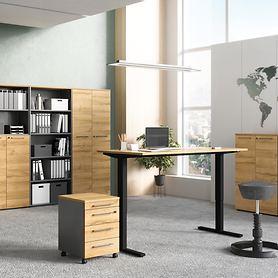 Büromöbel-Serie Agenda Home