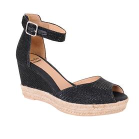 Sandalette Alison schwarz Gr. 41