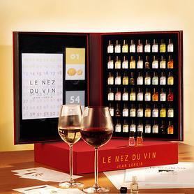 Le Nez du Vin Weinaromen - Großes Modell mit 54 Aromen