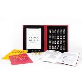 Le Nez du Vin Weinaromen - Set Rot & Weiß mit 24 Aromen