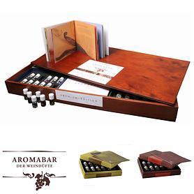 AROMABAR - Weinaromen-Sets zur Beurteilung von Weinen