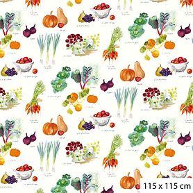 Tischdecke Mille Jardin Protager 115x115