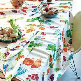 Tischdecken Mille Jardin Potager