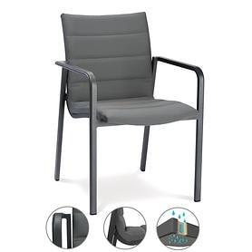 Aluminium-Gartenmöbel mit Quick-Dry-Bezug