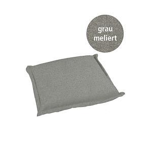 Sitz- & Hockerauflage, grau Selection-Line