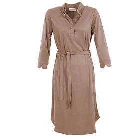 Kleid Annabell taupe, Gr. 38
