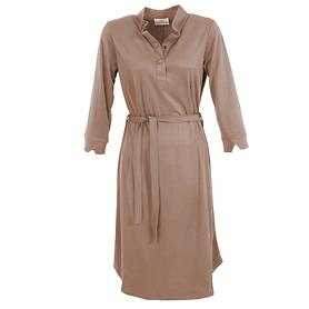 Kleid Annabell taupe, Gr. 48