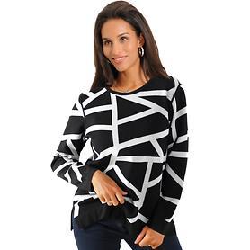 Pullover Sylvia weiß Gr. 36