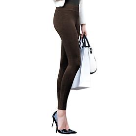 Leggings Roma, braun, Gr. M