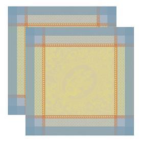 Servietten Flanerie 2er-Set ondée 55 x 55 cm