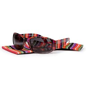 Bifokale Sonnenbrille Joy, gestreift, 1,0 dpt