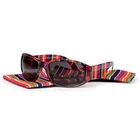 Bifokale Sonnenbrille Joy, gestreift, 1,5 dpt.