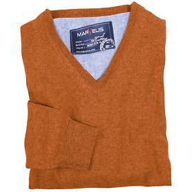 Pullover Alex orange Gr. XXL