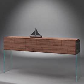 sideboard-flair-nussbaum-h-77-x-b-179-x-t-35-cm