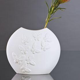 Porzellan-Vase Papillon