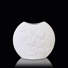 Porzellan-Vase Papillon H 16