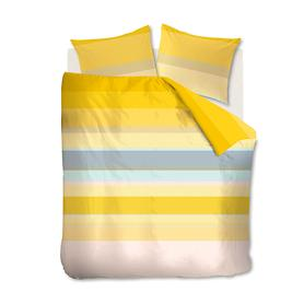 Bettwäsche Kata, gelb 135x200 cm