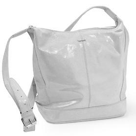 Handtasche Metallic