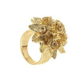 Ring Rose 17mm
