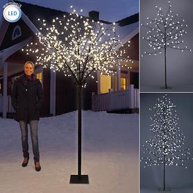 LED-Kirschblütenbäume