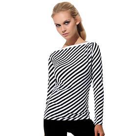 Shirt Susie schwarz, Gr. 36