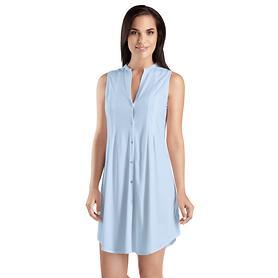 Nachthemd Cotton Deluxe hellblau Gr. XL