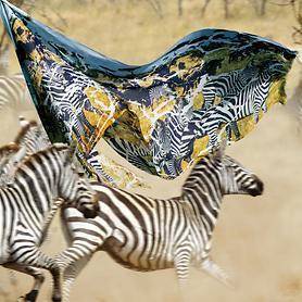 Schal African Animals