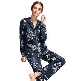 Pyjama aus feinster Baumwolle Baumwolle