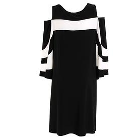 Kleid Rea s/w Gr. 48