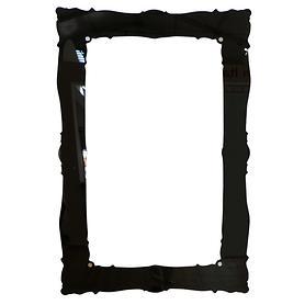 Acrylrahmen ELBA, schwarz