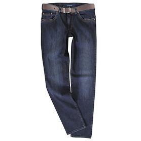Jeans Nevio jeansblau Gr. 98 33/34