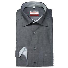 Hemd Marvelis schwarz Gr. 42