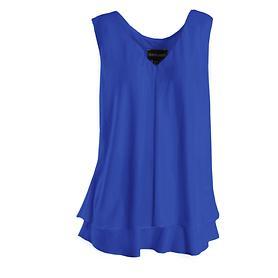 Top Estefania blau Gr. 36