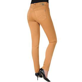 Slimfit-Jeans Gracia ocker Gr. 46