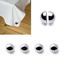 Tischdecken-Magnete Gravity 4er-Set