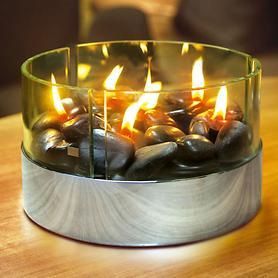 Design-Tischfeuerstelle
